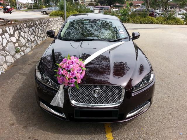 Wedding Car Decorations 12
